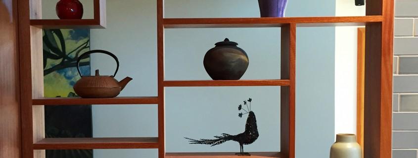 Gilbert kitchen shelves